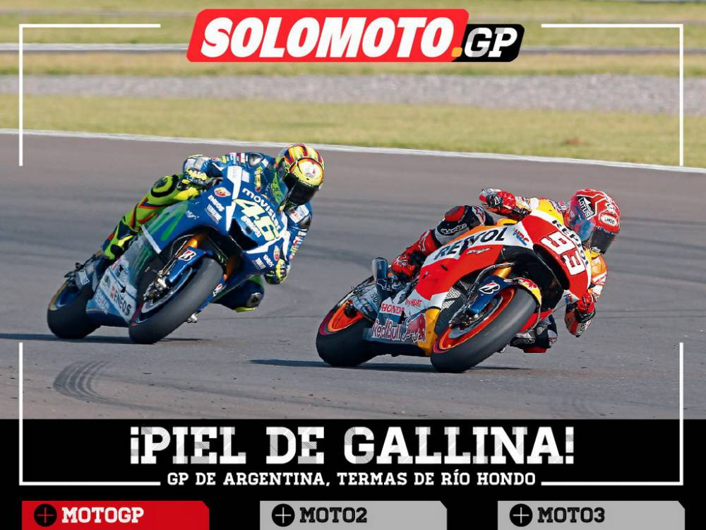 Solomoto Digital GP Argentina