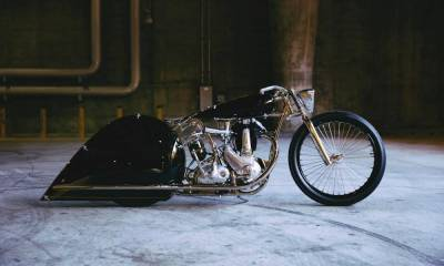 Max Hazan BSA 500 Streamline