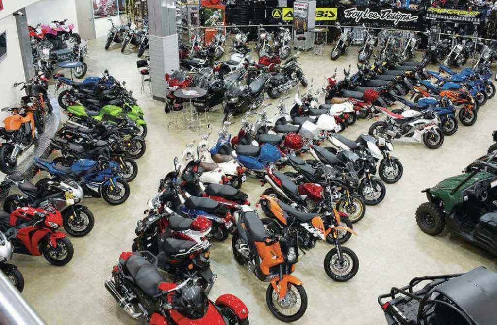 motos más vendidas en abril 2018