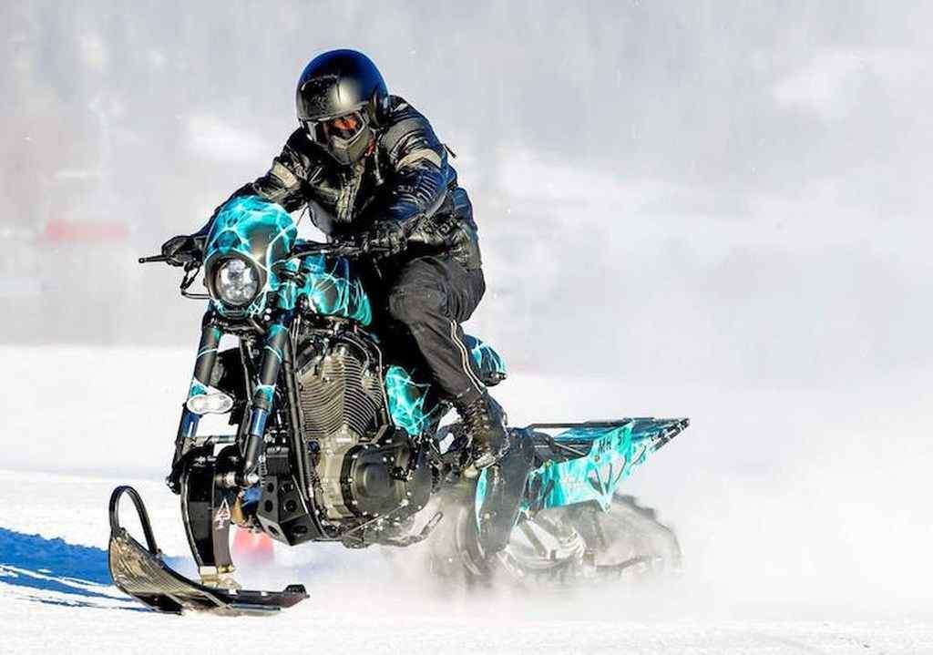 Harley-Davidson XL 1200 CX