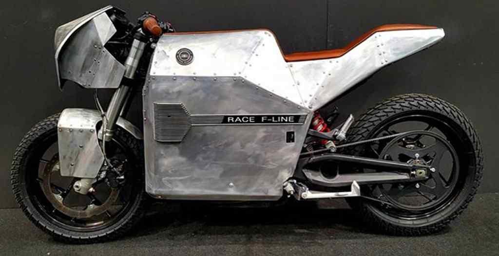 Motos eléctricas custom