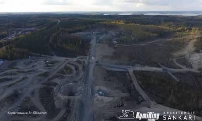 Asfaltado Circuito de Finlandia
