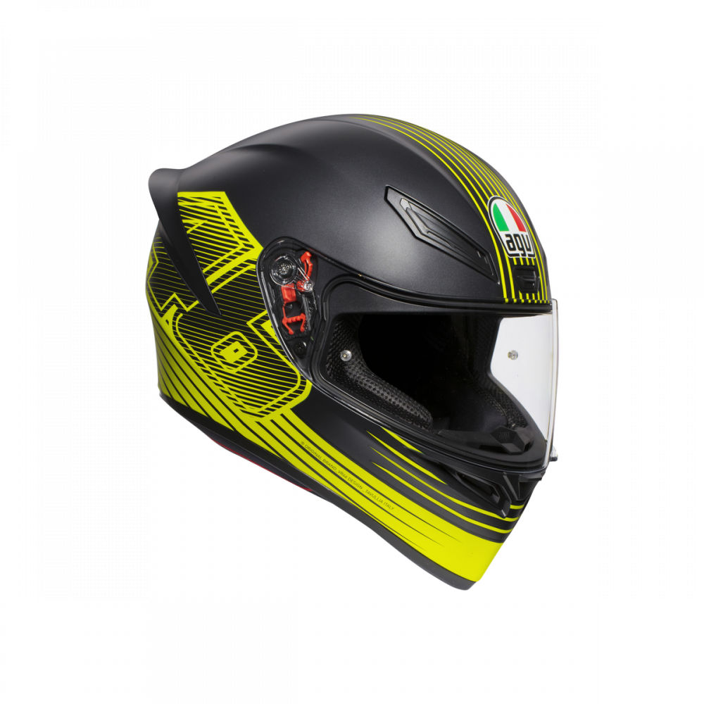 Casco AGV K-1 Edge 46