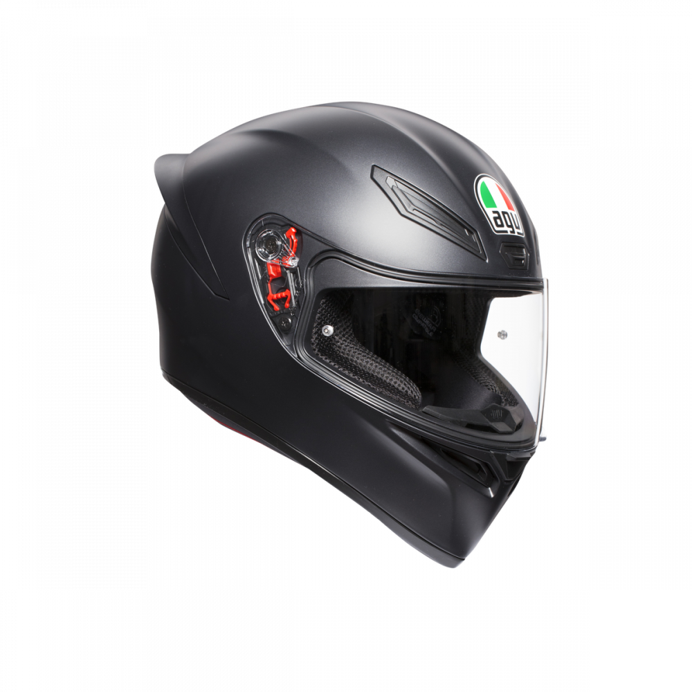Casco AGV K-1 Matt Black