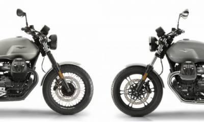 Moto Guzzi Rough y Milano