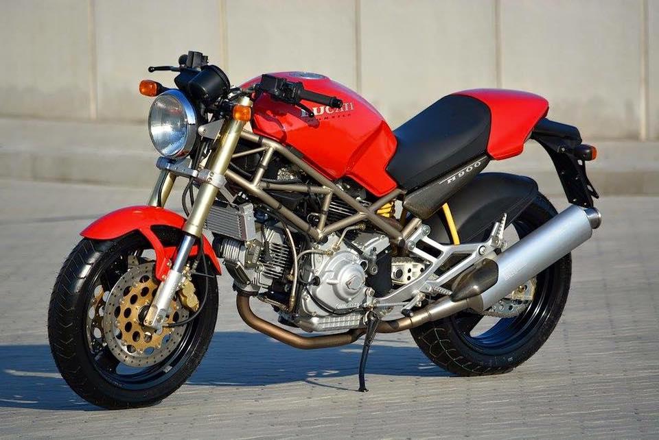 Ducati Monster 900 1993