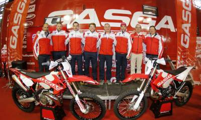 Gas Gas Enduro Factory Team