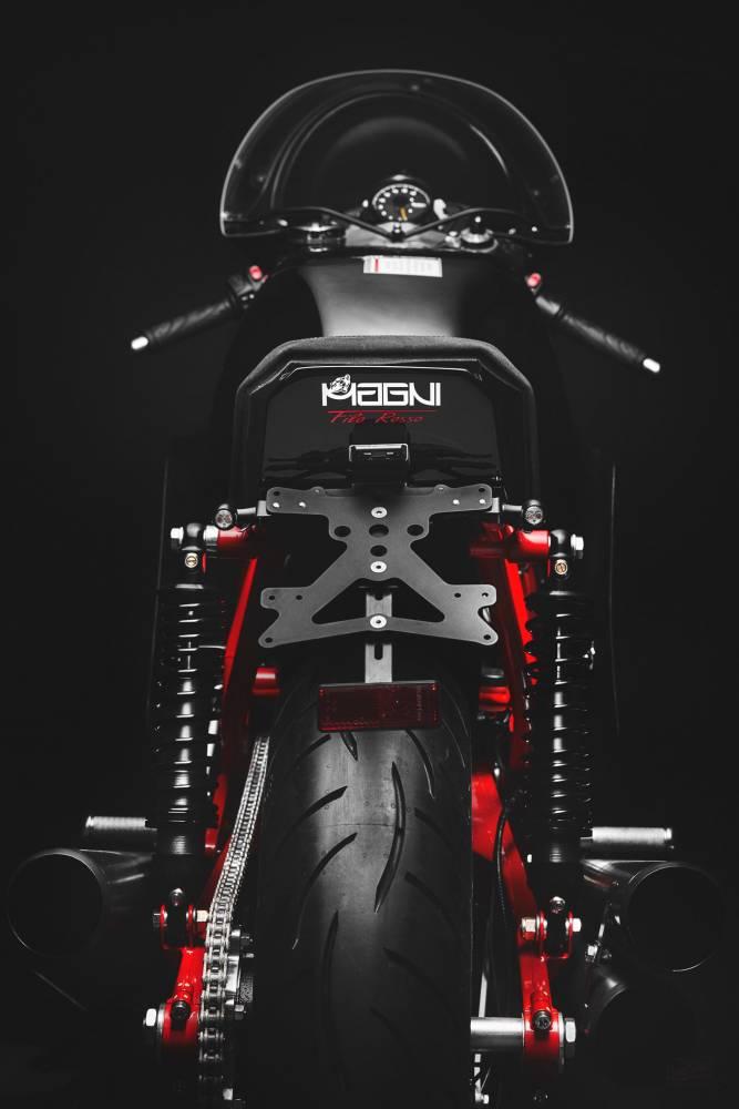 Magni Filo Rosso Black Edition zaga