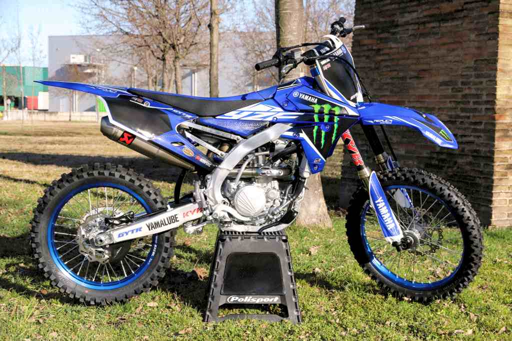 Yamaha YZ250F MX2 Replica Series 2018
