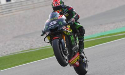 Zarco Pole MotoGP GP Qatar 2018