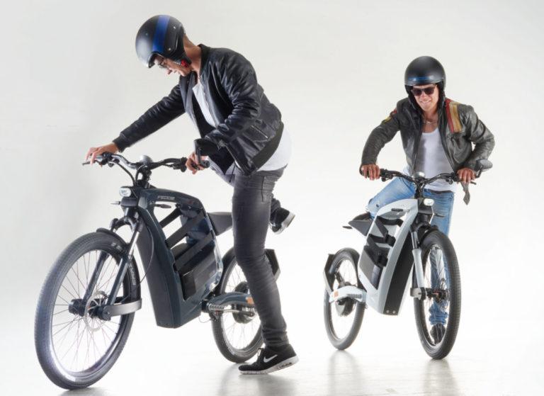 moto eléctrica FEDDZ