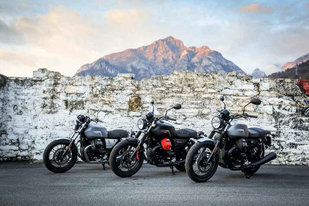 Moto Guzzi Eagle Days 2018