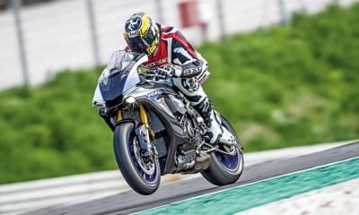 prueba Yamaha YZF-R1 M