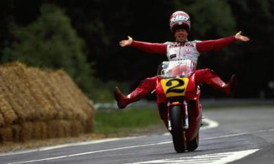Randy Mamola MotoGP Legend