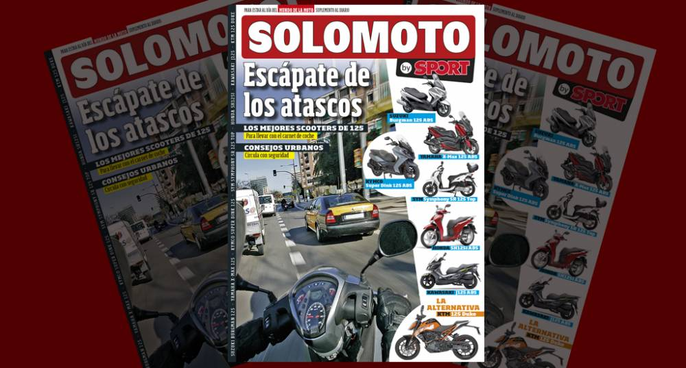 Solo Moto by Sport Scooters 125
