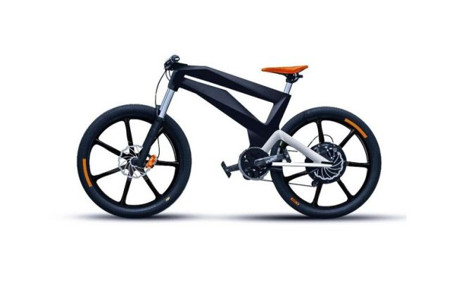 VanguardSpark SpeedBike