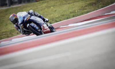 entrenos moto3 las americas 2018