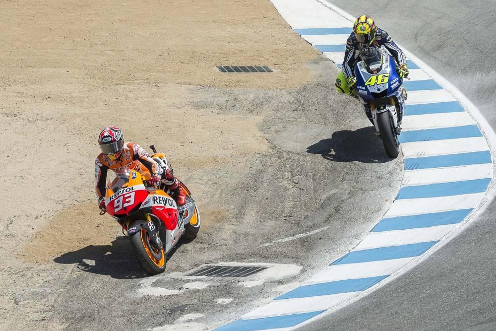 Los rivales más difíciles de Rossi