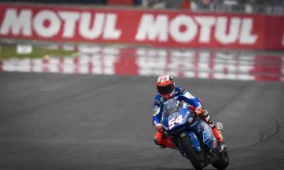 Crónica y clasificación Moto2 Argentina 2018