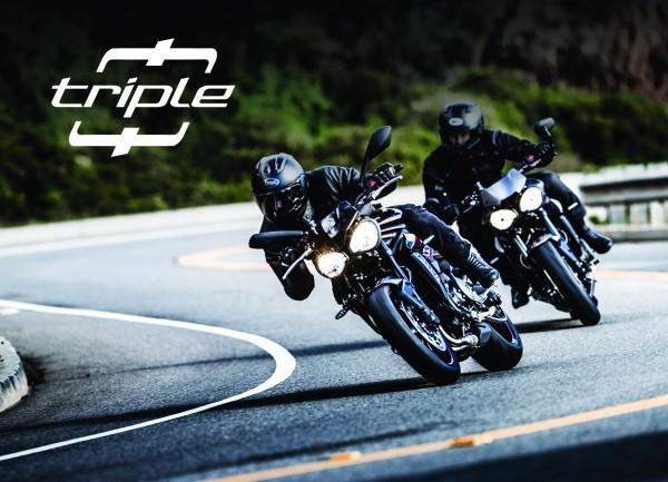 promoción 'Triple 0' de Triumph