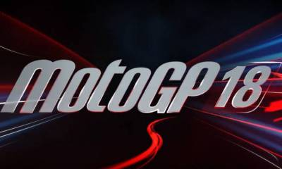 videojuego MotoGP18