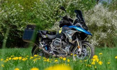 BMW R1200GS de Hornig