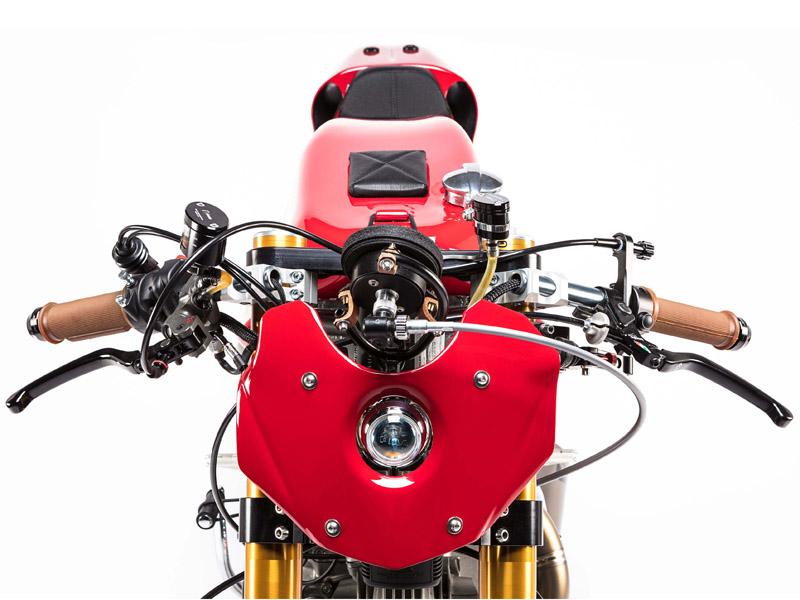 Ducati 750 Sport Alpinestars 2