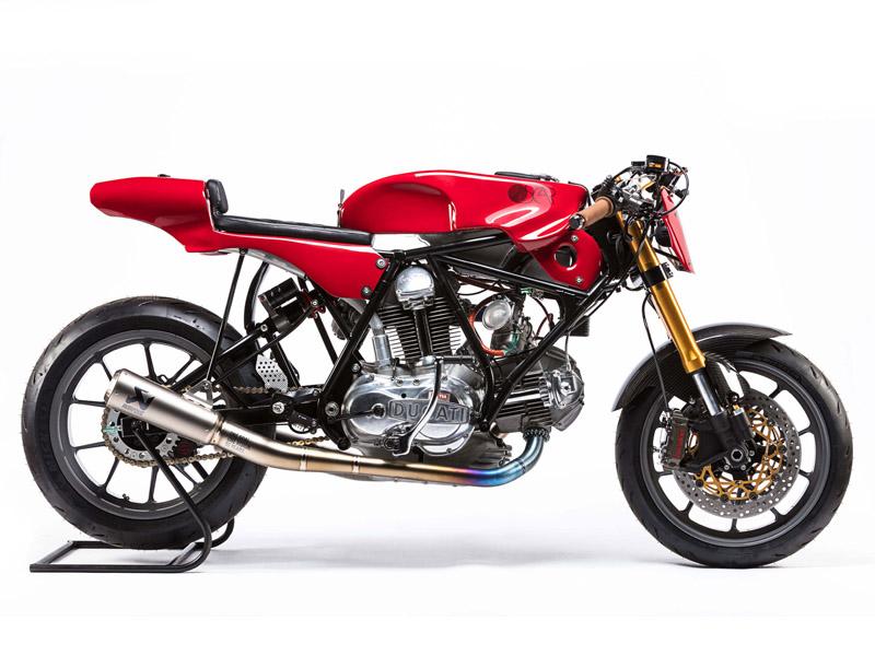 Ducati 750 Sport Alpinestars 4