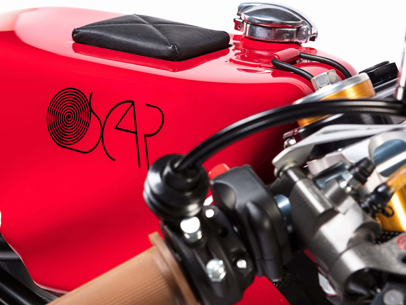 Ducati 750 Sport Alpinestars 5