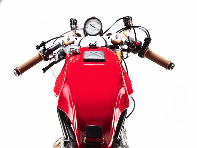 Ducati 750 Sport Alpinestars 6