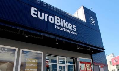 Eurobikes cumple 5 años