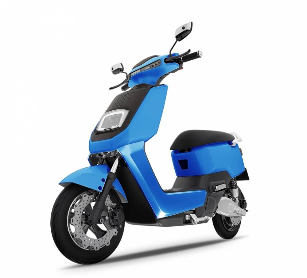 NX1 Electric Blue