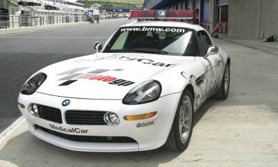 BMW como Safety Car de MotoGP