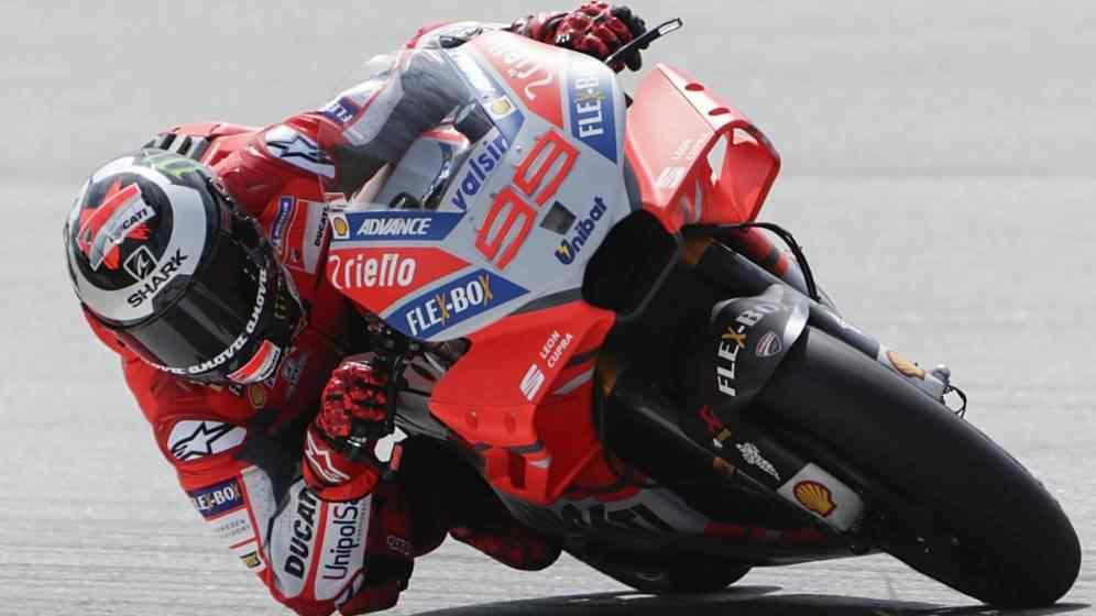Lorenzo dispondrá en Le Mans del chasis que probó en Mugello