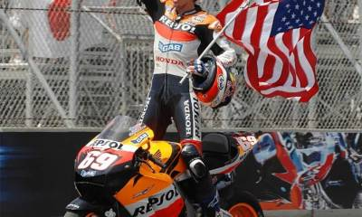 Estatua de Nicky Hayden