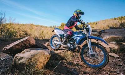 Prueba Yamaha WR250F 2018