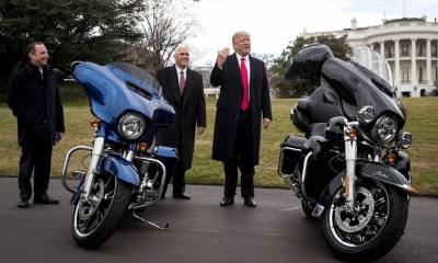 Trump contra Harley-Davidson