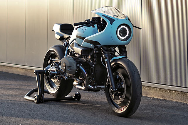 BMW RnineT Two de JVB 1