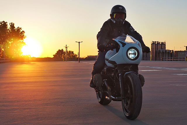 BMW RnineT Two de JVB 10