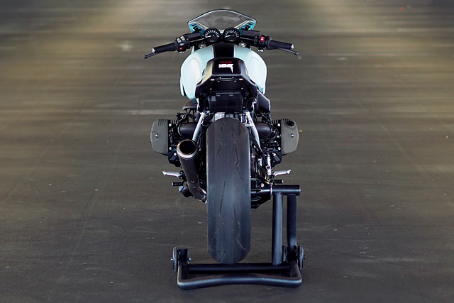 BMW RnineT Two de JVB 5