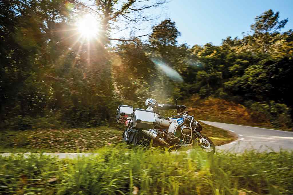 Prueba de la BMW R 1200 GS Adventure