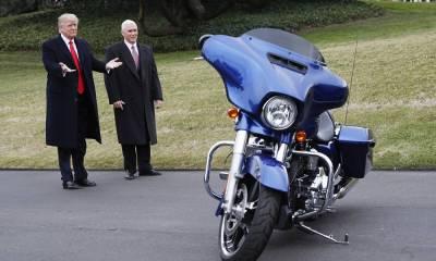 aranceles europeos a las motos norteamericanas