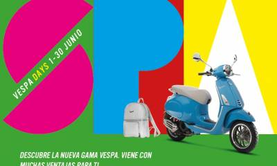 Vespa Days Junio 2018