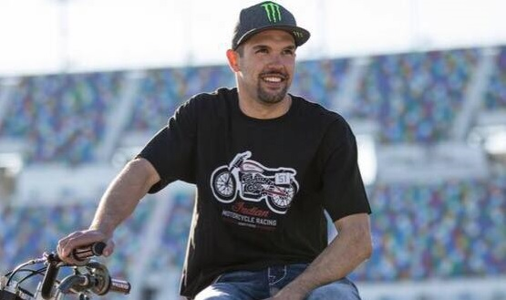 Brad baker accidente x-games