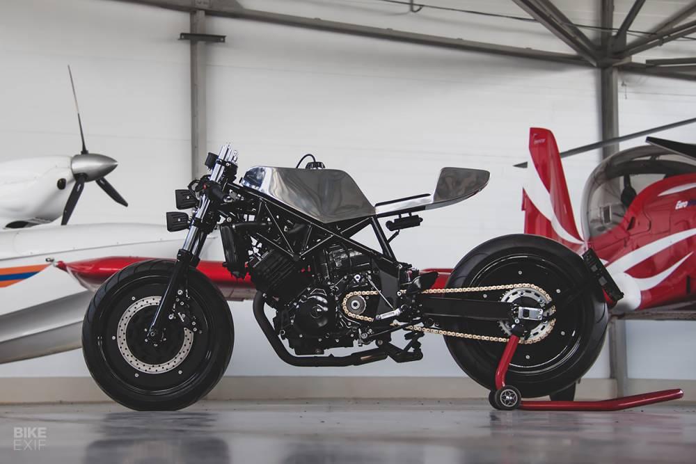 Custom Yamaha TRX850
