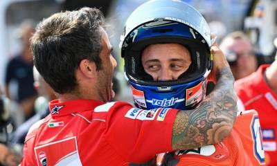 carrera de MotoGP del GP de la República Checa 2018