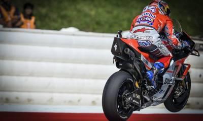 Entrenos de MotoGP del GP de Austria 2018