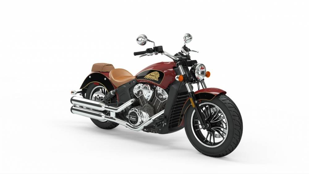 Scout Indian Red