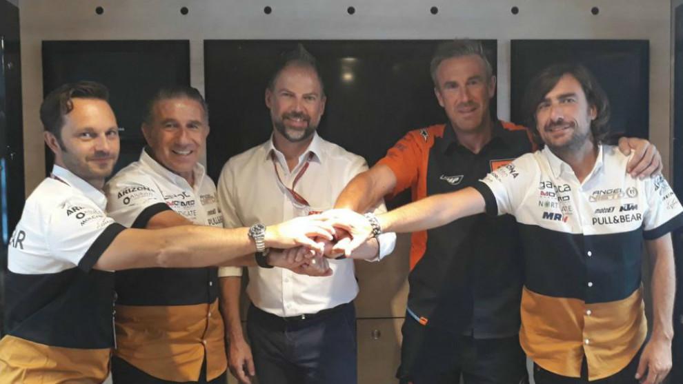 regreso del Ángel Nieto Team a Moto2