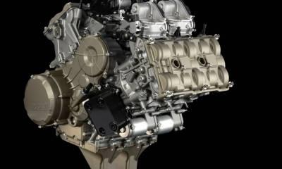 Habrá un nuevo motor V4 de Ducati